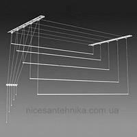 Сушка для белья 1.8 м. потолочная «Лиана»