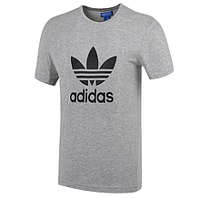 "Футболка Adidas Originals ""ADI TREFOIL TEE"", серый"