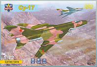 Истребитель-бомбардировщик СУ-17   1\72  ModelSvit 72018