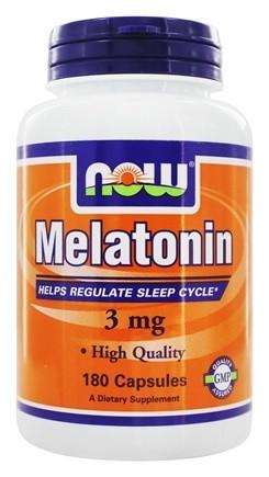 Мелатонин (Препараты для сна)