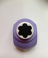 Дырокол фигурный для детского творчества JF-822 №3 Цветочек