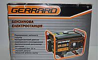 GERRARD бензогенератор 2.5 кВт арт.GPG3500 (Код: 2500001472892)