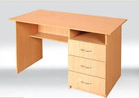 Стол 1-тумб. с шухлядами 1200*600*750