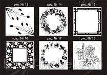 Узоры на стекле пескоструем - метод основан на воздействии на обрабатываемую поверхность струи песка или других абразивных материалов под большим давлением.