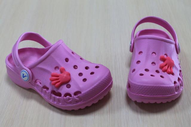 style-baby.com розовые кроксы