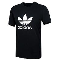 """Футболка Adidas Originals """"ADI TREFOIL TEE"""", черный, фото 1"""