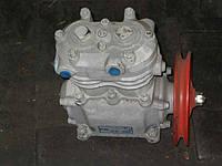 Пневматический компрессор МАЗ, КрАЗ (ЯМЗ) 500-3509015