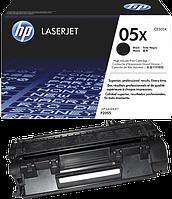 Заправка картриджа HP CE505X