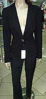 Пиджак черный зимний