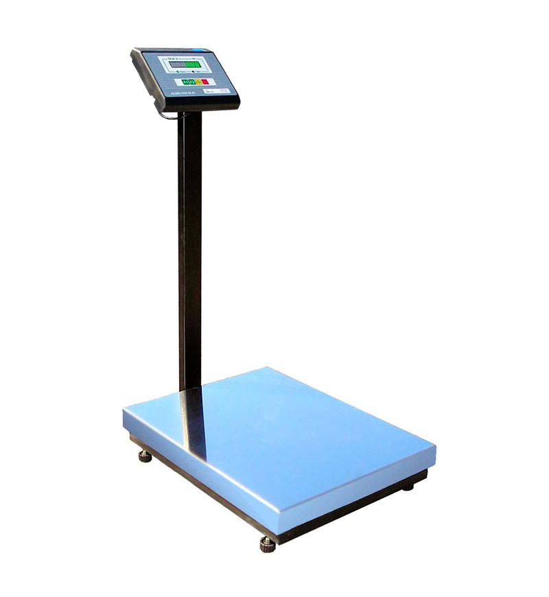 Весы товарные ВН-200-1D-A Cl до 200 кг, размер платформы 500х600 мм