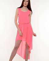 Летнее шифоновое платье | Кет leo