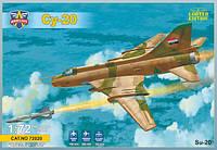 Истребитель-бомбардировщик СУ-20    1\72 ModelSvit 72020