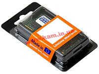 Оперативная память Goodram 4Gb DDR3 1600MHz sodimm GR1600S364L11/4G GOODRAM (GR1600S364L11/4G)