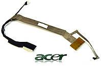 Шлейф матрицы для ноутбука ACER (AS: 1420, 1425, 1820, 1825), LED, разъем под камеру, микрофон