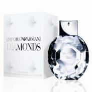 Giorgio emporio armani diamonds 100ml (эмпорио армани даймондс) туалетная вода для женщин, emporio armani diamonds