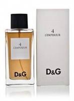Dolce&Gabbana 4 L'Empereur дольче габана духи