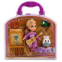 Рапунцель Дисней набор игровой с куколкой малышкой / Rapunzel Mini Doll Disney