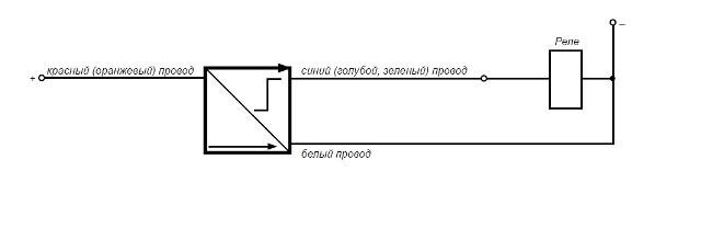 БВК-261 датчик БВК-263