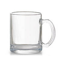 Скляна чашка