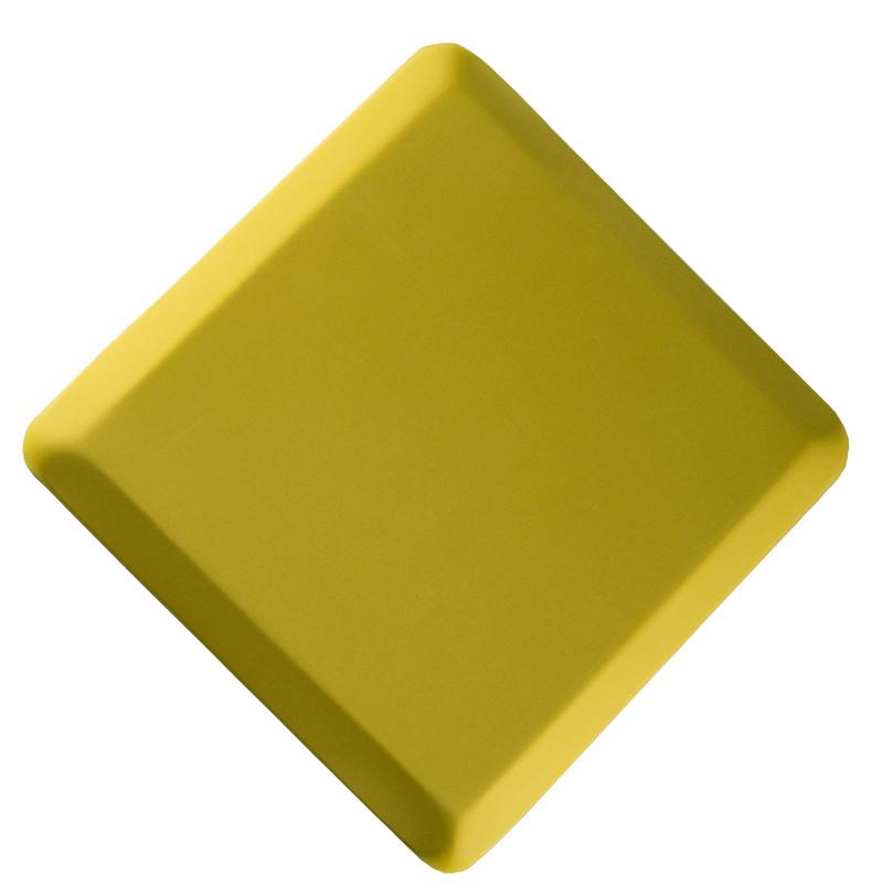 Акустическая панель Cinema Acoustic yellow 50х50 см