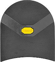 Набойка резиновая мужская BISSELL, art. 620 L, цв. чёрный (желтый лого)