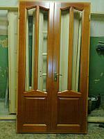 Двери двойные межкомнатные