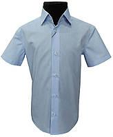Рубашка детская c коротким рукавом №12/3 500/14-4115