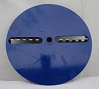Диск с ножами на корморезку бочка, фото 1