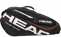 Сумка для большого тенниса Head Tour Team 6R Combi BKBK (MD)