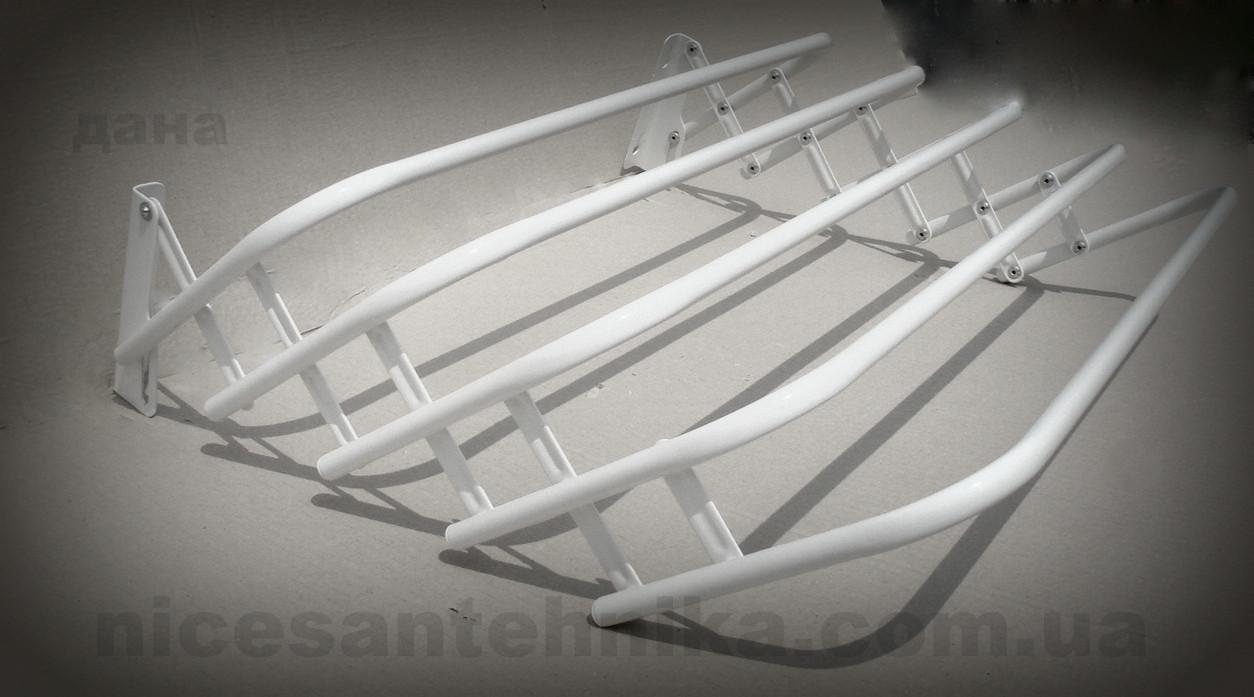 Сушка для белья 100 см. настенная «ДАНА»