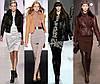 Модные кожаные куртки: осень 2013