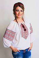 Симпатичная женская вышитая блуза