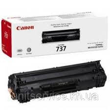 Заправка картриджа Canon 737 (9435B002) для Canon i-SENSYS MF211, 212, 216, 217, 220, 226, 229