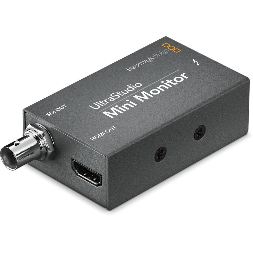 Blackmagic Design UltraStudio Mini Monitor (BDLKULSDZMINMON)