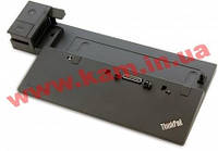 Док-станция Lenovo ThinkPad Basic Dock - 65 W (Tx40x, X240, W540) / 3xUSB2.0 (one charg (40A00065EU)