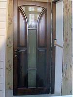 Межкомнатная дверь деревянная