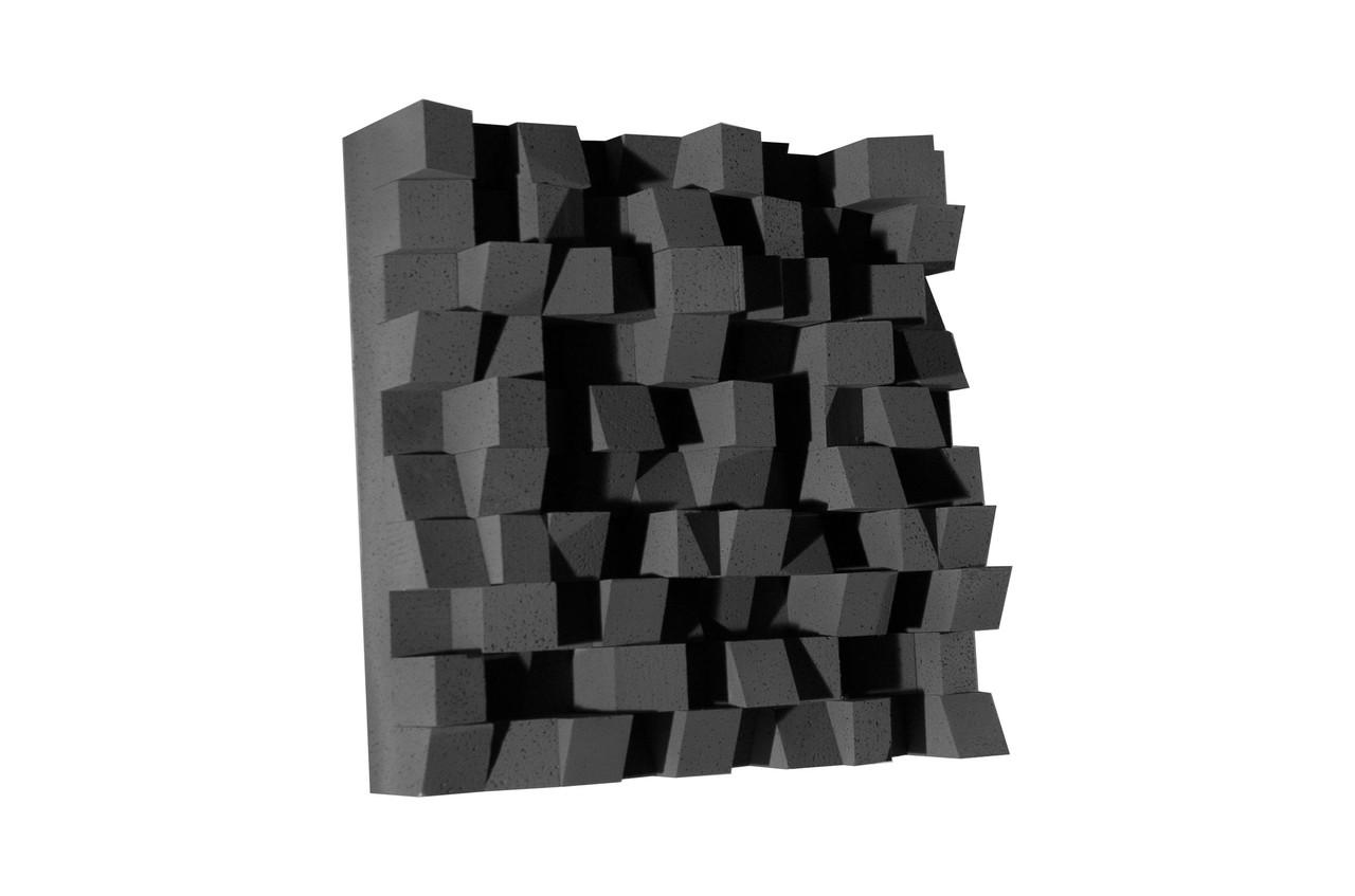 Акустический диффузор-рассеиватель EcoDIFF Black