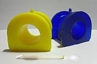 Полиуретановая втулка стабилизатора, передней подвески MITSUBISHI LANCER (CS_A), I.D. = 26 мм, фото 1