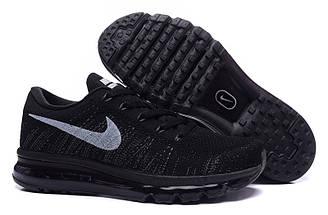 Кроссовки Nike Air Max Flyknit All Black