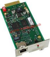 Карта AEG SNMP для ИБП серий Protect C / C.R / C.RS / D / 1 / 1.M. (6000004036)
