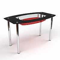 Стол стеклянный Бочка (БЦ-стол ТМ)