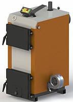 Котёл  твердотопливный KOTLANT KГ-15 с электронной автоматикой и вентилятором