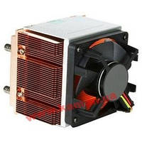 Медный радиатор AIC 1U (CPU-Dempsey-S771)