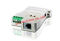 Конвертер интерфейса RS-232/ RS-485, пересылка данных по сигналу RTS, возможность переключ (IC-485S)