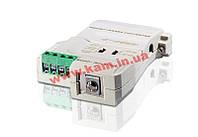 Конвертер интерфейса RS-232/ RS-485, пересылка данных по сигналу RTS, возможность переклю (IC-485SI)