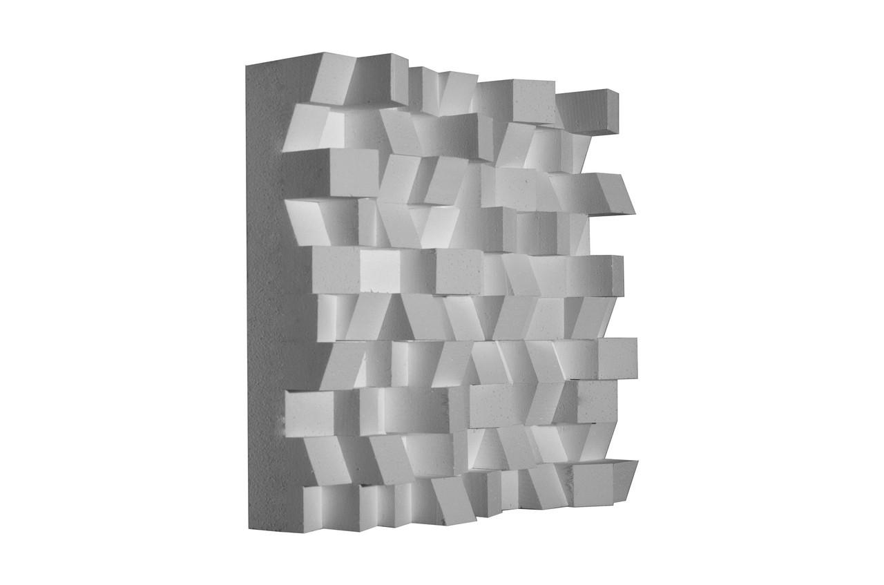 Акустический диффузор-рассеиватель EcoDIFF White