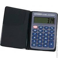 Citizen Калькулятор карманный 8-разрядный LC-110