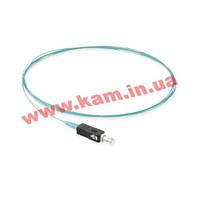 ВО кабель пигтейловый V-G50/ 125/ 900CC SX+ InfinicorSXi OM3 TB, бирюзовый (LCXLI2-LX001-H704-TQ)
