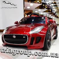 Электромобиль Jaguar F-type кожа сиденья EVA колеса