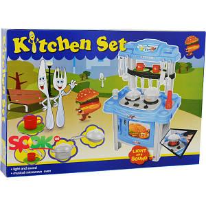 """Игровой набор """"Кухня"""" Bambi 383-015-017"""
